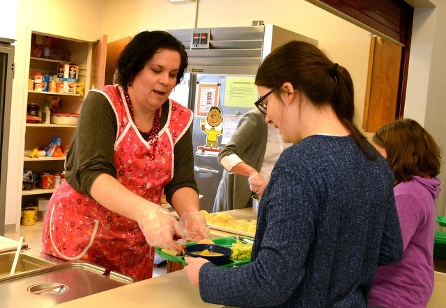 New Kitchen Gives Nittany Valley Christian School Students Fresh Take on Lunch