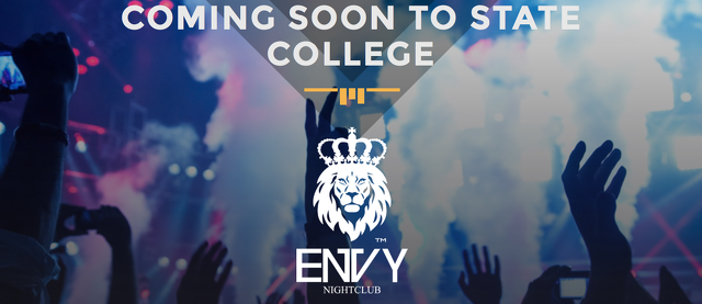 Envy Nightclub to Open in State College