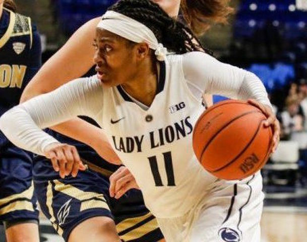Penn State women's basketball drops Big Ten opener to Indiana