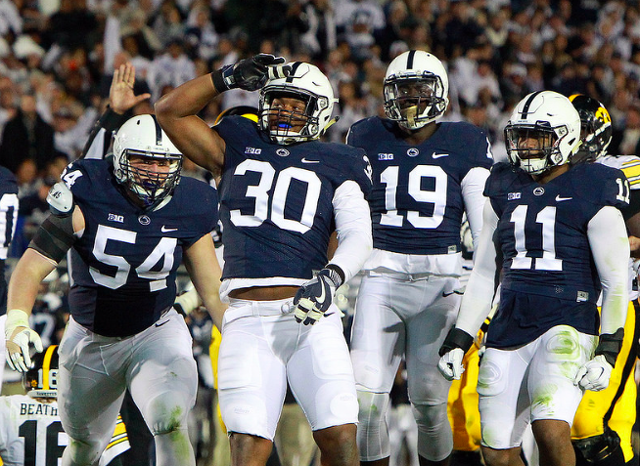 Penn State Football: Nittany Lions Finish No.7 In AP Poll, But Open With Good 2018 Title Odds