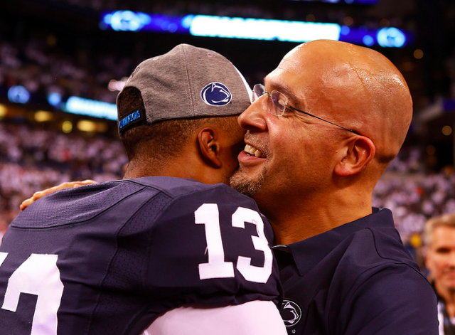 Penn State Football: Key Quotes From Franklin Presser