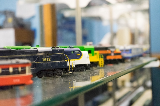 Penn State Model Railroad Club in Need of New Home