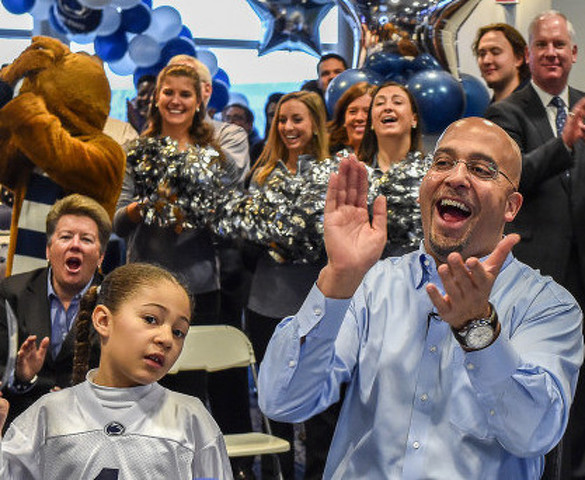 Penn State Football: How James Franklin Has Stocked His Roster Since 2014