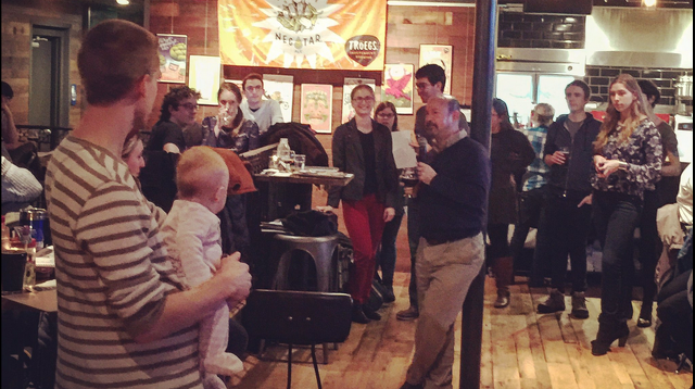 Science on Tap Shares Penn State Research with Broader Community
