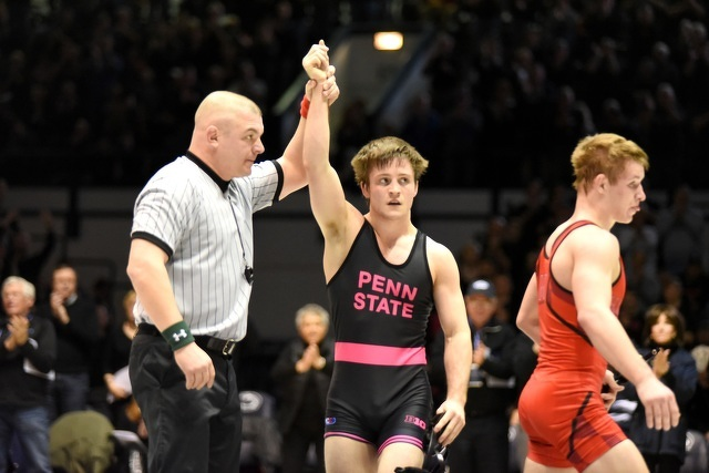 Penn State Wrestling: No. 1 Nittany Lions Set to Face No. 2 Cowboys