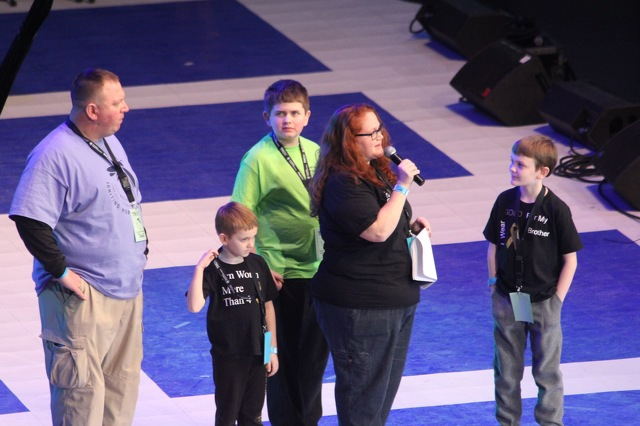 THON Family Hour: 'Know That You Are One of the Best Things to Ever Happen to Us'