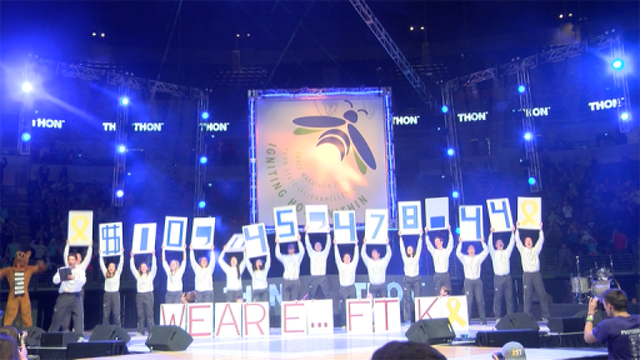 THON 2017: Highlights from the Final Four Hours