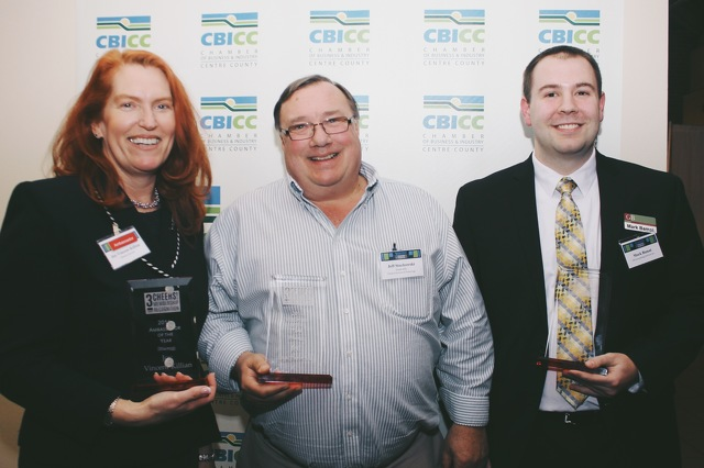 CBICC Recognizes Three with Annual Awards