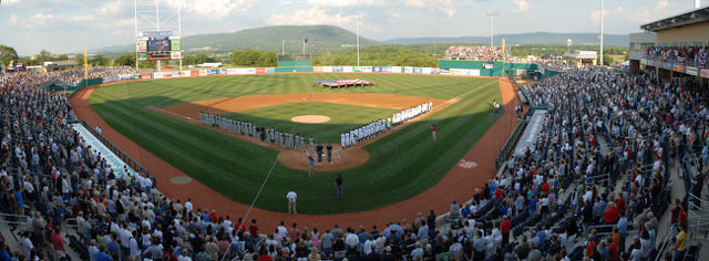 State College, Bellefonte Baseball Teams to Square Off at Medlar Field