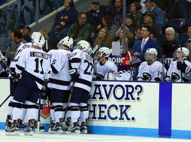 Penn State Hockey: Nittany Lions Pick Up Key 4-2 Win Over Michigan State