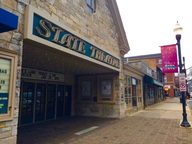 Water Bottles to Benefit State Theatre's 'Sustain The State'