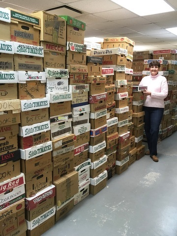AAUW State College Welcomes Used Books for Annual Sale