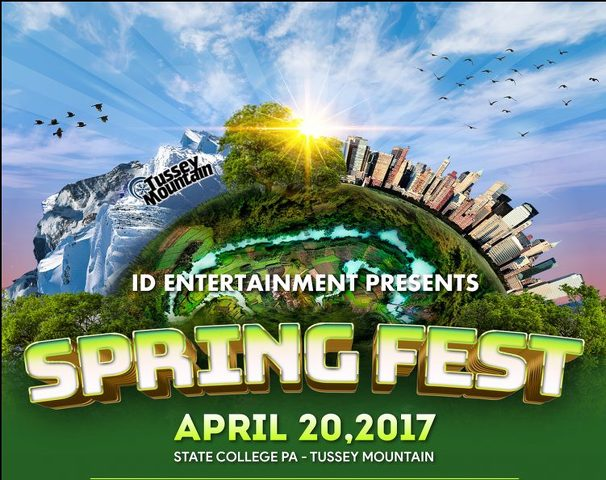 Performers Announced for Spring Fest at Tussey Mountain