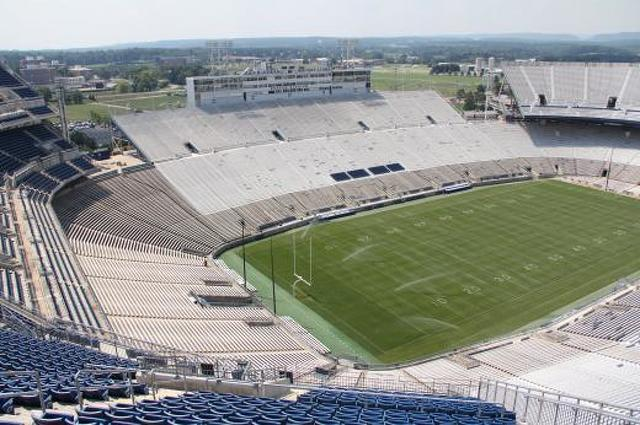Beaver Stadium to undergo 'substantial renovations,' stay above 100000 capacity