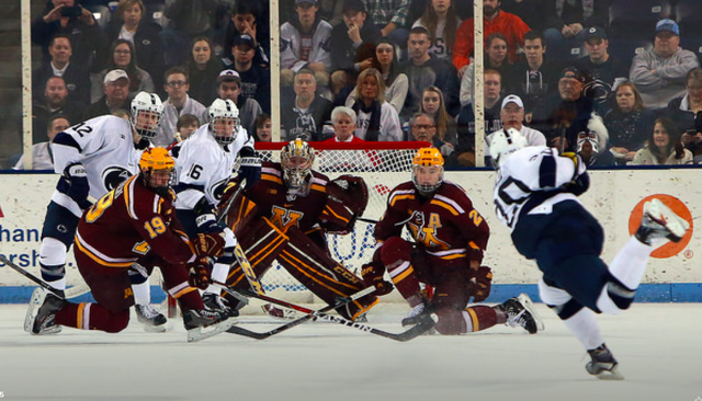 Penn State Hockey: 172 Games Later, A Big Moment Awaits In 173