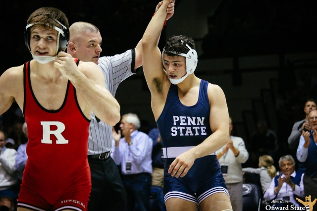 Five Penn State Wrestlers Head to NCAA Finals