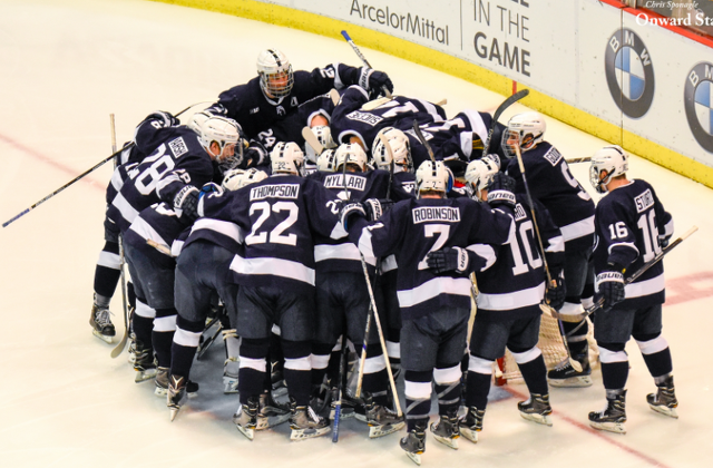 Penn State Hockey: Nittany Lions To Face Union In First Ever NCAA Tournament Game