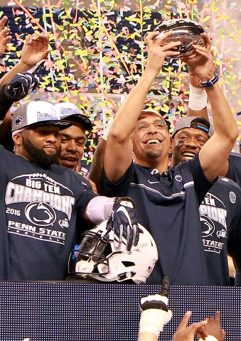 Penn State Football: Franklin Does a Deep Dive on Anticipation vs. Expectations