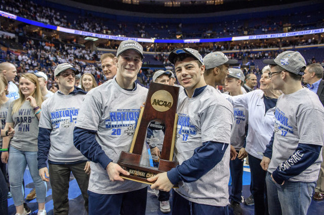 2017 Championship Run Is Best in Penn State Wrestling History... For Now