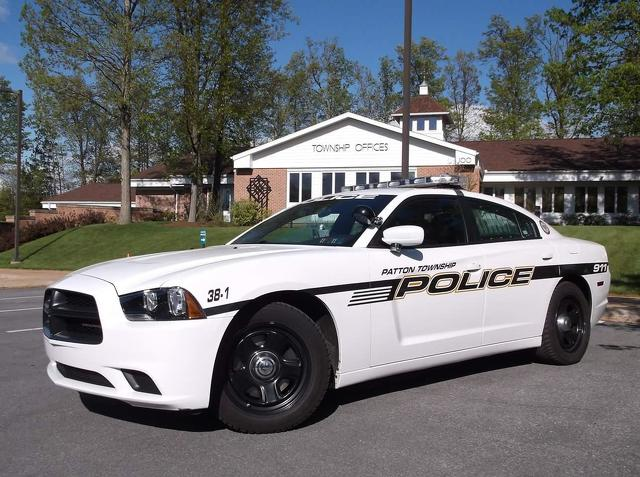 Man Faces Multiple Charges After Alleged Crime Spree in Patton Township