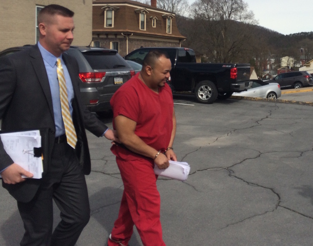 Murder Suspect Captured in Centre County to Be Returned to Connecticut