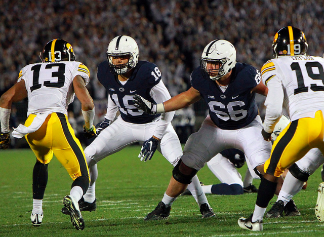 Penn State Football: Miranda The Latest Example Of Penn State's Growing Depth