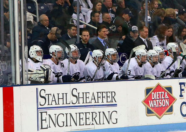 Penn State Hockey To Host 2018 And 2019 Tournament Regionals In Allentown At PPL Center