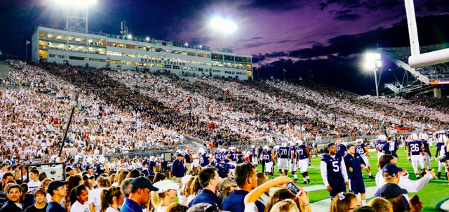 Penn State Football Announces Stripe Out And More