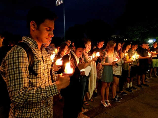 Event Remembers Students Who Passed Away in the Last Year