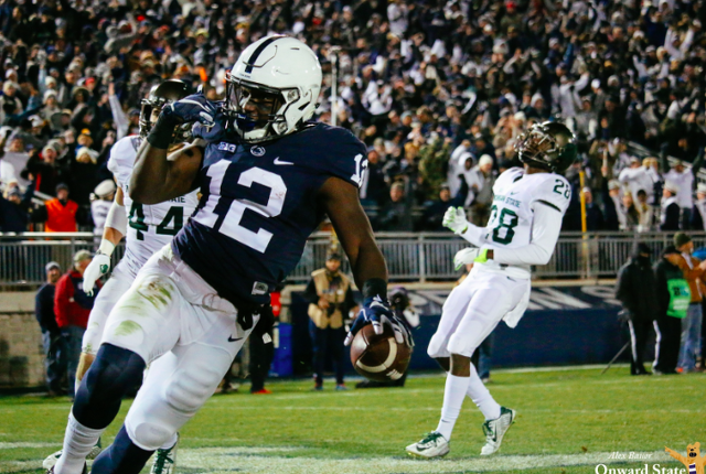Penn State Football: Godwin Eyeing Friday Call To NFL