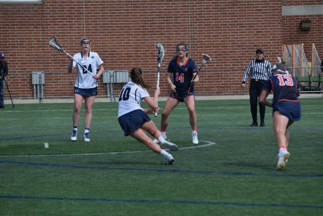 Penn State Women's Lacrosse Wraps Up Regular Season with Win