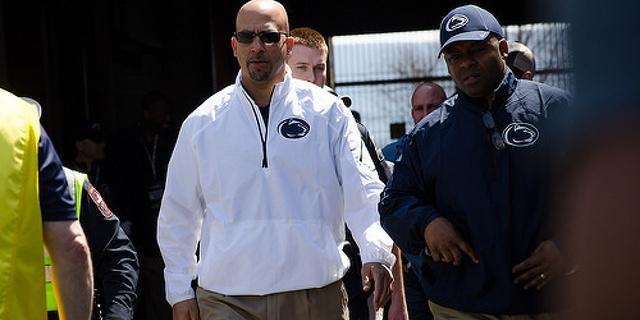 Penn State, James Franklin have been visiting a possible extension