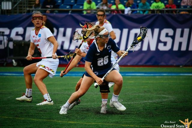 Women's Lacrosse Faces Boston College in NCAA Final Four