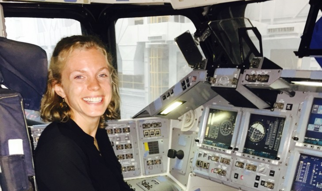 Penn State Doctoral Student Named to NASA's 2017 Astronaut Class