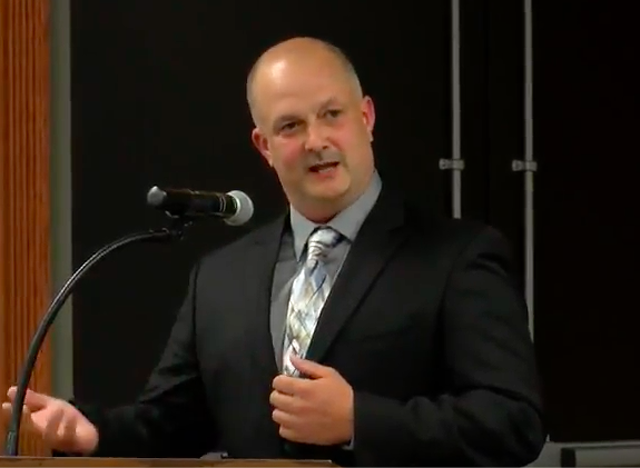 Albright Named New Ferguson Township Police Chief