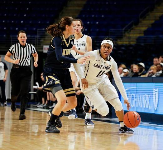 Penn State Women's Basketball Announces Non-Conference Schedule