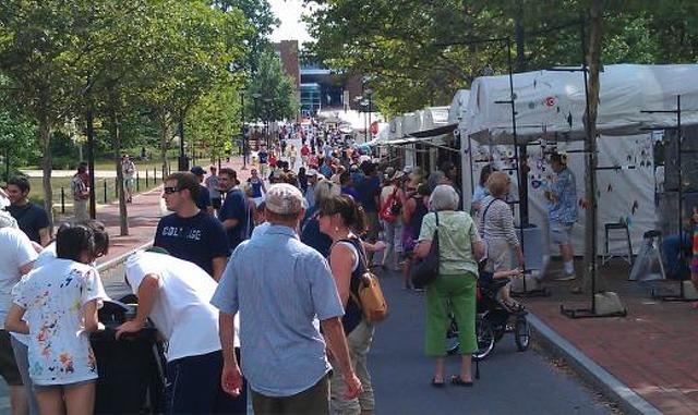 Penn State Announces Parking and Transit Changes for Arts Festival