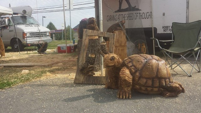 State college pa chainsaw carving to be featured at