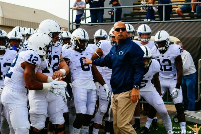 Penn State Picks Up Commitment from Florida Defensive Tackle