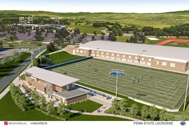 Committee Recommends Design, Construction for New Penn State Lacrosse Stadium