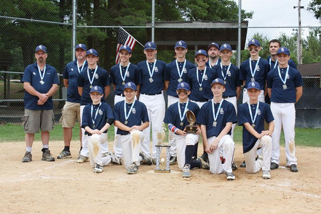 State College Wins VFW Teener League State Tournament