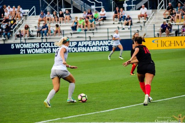 Penn State's Crouse, Ogle Named to Hermann Trophy Watch List