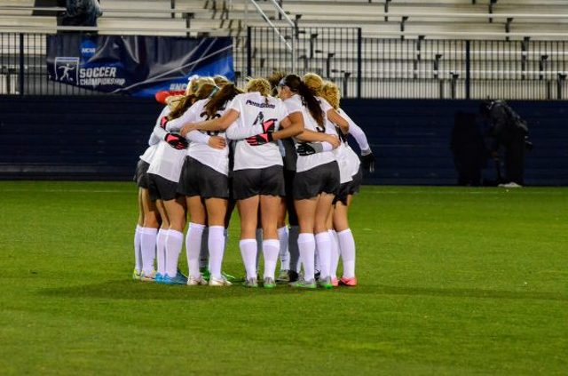 Kaleigh Riehl Brings Comforting Presence to Penn State Women's Soccer's Defense