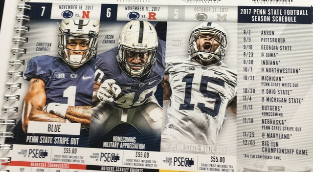More coverage ahead of Penn State-Ohio State