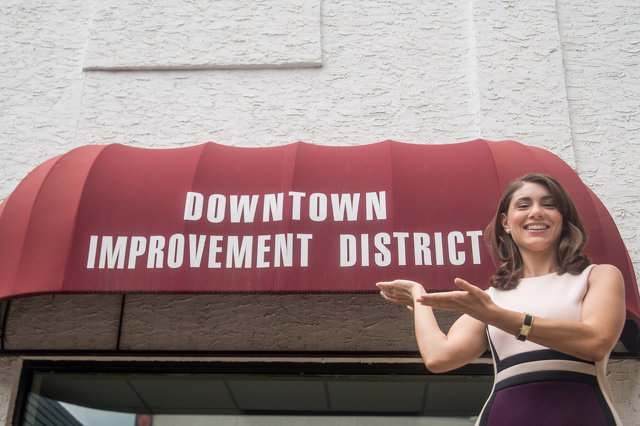 New Executive Director Named for Downtown Improvement District
