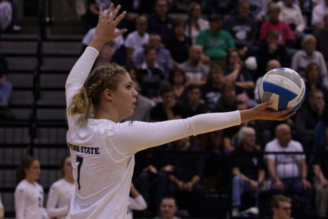 Penn State Sunday notebook: Lions fall in polls after win over Pitt