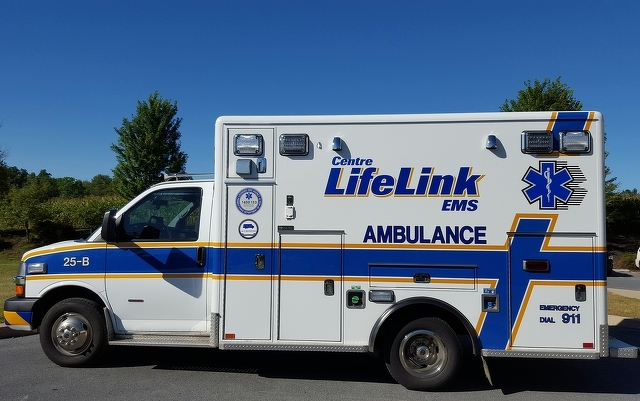 Centre LifeLink EMS Reaccredited for 19th Year