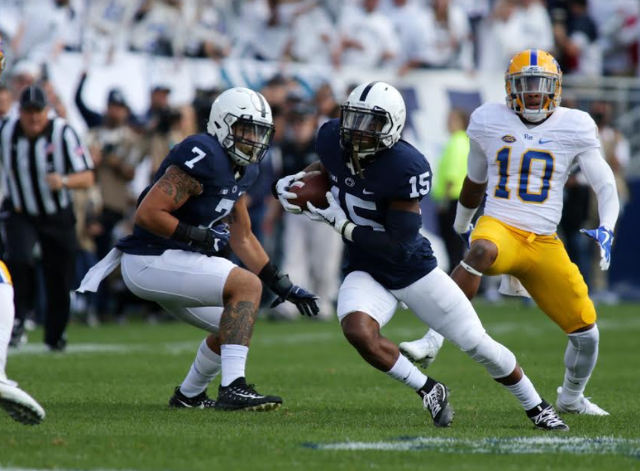 Penn State Football: Haley Shines As Defense Swarms Pitt