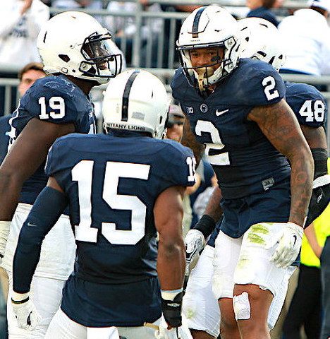 Penn State Football Has 'The Most Lit Locker Room In the Country'