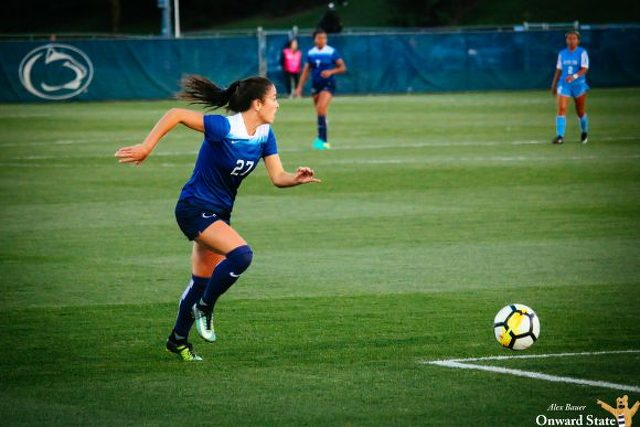 No. 5 Penn State Women's Soccer Falls to No. 8 Virginia